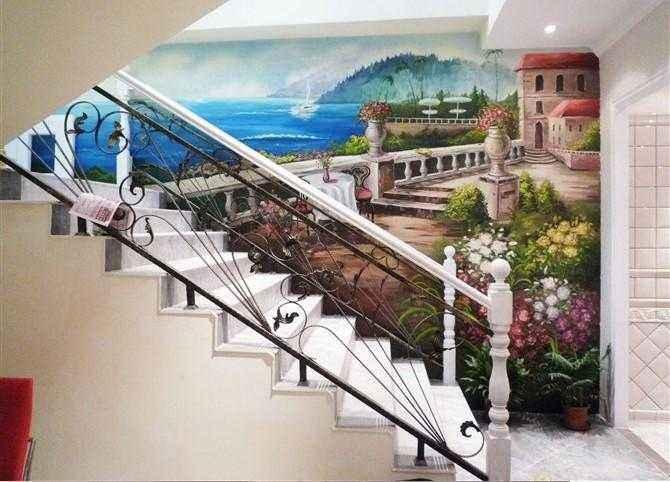 鹰潭墙绘涂鸦,鹰潭壁画墙绘,鹰潭墙体彩绘公司,鹰潭墙体彩绘手绘